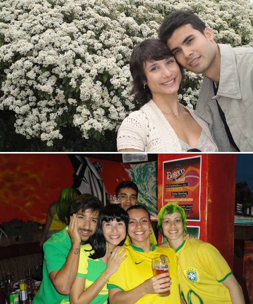 Love is in the air | Brazil in World Cup