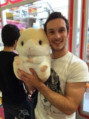 Laszlo Winning 'Tokyo'Blog2