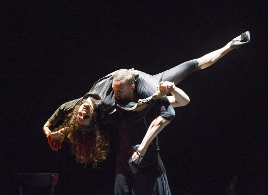 A scene from Milonga @ Theatre Jorat, Switzerland. Directed by Sidi Larbi Cherkaoui. Produced by Sadler's Wells. (Opening 23-05-13) ©Tristram Kenton 05/13 (3 Raveley Street, LONDON NW5 2HX TEL 0207 267 5550 Mob 07973 617 355)email: tristram@tristramkenton.com
